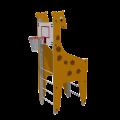 Баскетбольный щит Жираф Romana 203.01.00