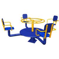 Карусель с рулем и сидениями Romana ИО-1.2.03.01