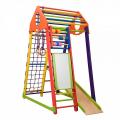 Детский спортивный комплекс «BambinoWood Color Plus»
