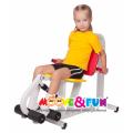 Детский тренажер Разгибание ног Moovefun