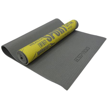 Коврик для йоги с принтом PVC 173 х 61 х 0.5 см
