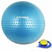 Мяч гимнастический ESPADO полумассажный, антивзрыв ES3224