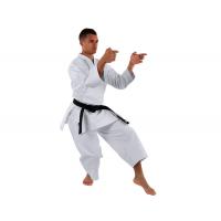 Профессиональное кимоно для карате, без пояса Kigai  European cut Ката Европейский стиль Одобрено WKF