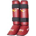 Защита голень-стопа для рукопашного боя Everlast HSIF PU