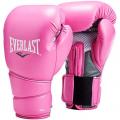 Перчатки тренировочные Everlast Protex2 Розовый