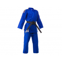 Кимоно для дзюдо Adidas Champion 2 IJF 2015 , синее