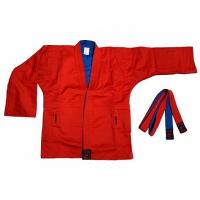 Куртка для самбо двусторонняя К51Х