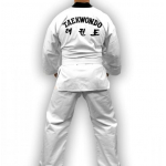 Кимоно для Тхэквондо добок (WTF) К6Х