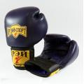 Перчатки боксерские кожаные ДЖЕБ