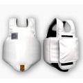 Кираса для Косики Каратэ с защитой спины, на липучке иск.кожа Ж31ИХ