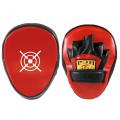 Лапа боксерская загнутая Л16 Рэй-спорт