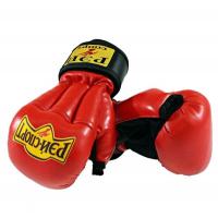 Перчатки для рукопашного боя  FIGHT-1 иск. кожа С4ИХ