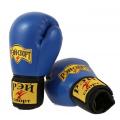 Перчатки для бокса и кикбоксинга АППЕРКОТ иск. кожа лБ6И1