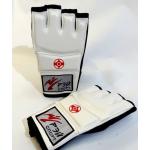 Перчатки для киокусинкай каратэ, манжета на резинке Рэй-спорт