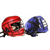 Шлем с маской для Армейского Рукопашного Боя ТИТАН-3 (на завязках) Ш11ИВ