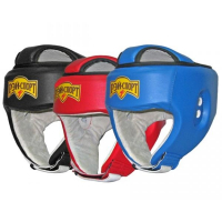 Боксерский шлем с защитой верха БОКС-3 Ш23