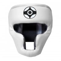 Тренировочный шлем МЕХИКО-1 Киокусинкай иск. кожа Ш4ИВ