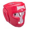 Шлем закрытый REYVEL  RV-301 Красный