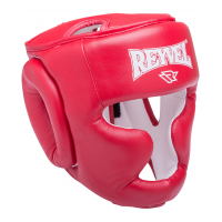 Шлем закрытый REYVEL красный RV-301