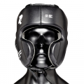 Шлем мексиканского стиля одноразмерный Ultimatum Boxing Reload Black HG