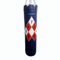 Боксерский мешок TOTALBOX СМКМР 30х120-45 с разметкой