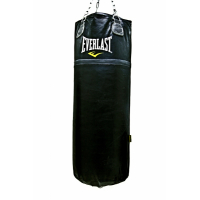 Мешок Super Leather 125lb 55кг черн.