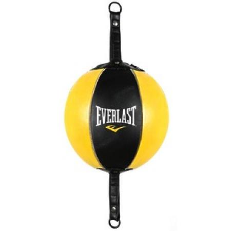 Груша боксерская на растяжках Everlast Leather