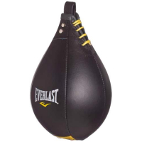 Груша боксерская Everlast скоростная Cow Leather M