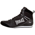 Боксерки Everlast Low-Top Competition бел/черн