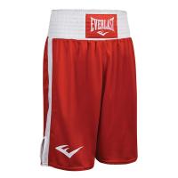 Трусы боксерские Elite р.140-158 красн/бел