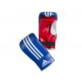 Перчатки снарядные Adidas Response II Dynamic сине-красно-белые