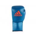 Adidas GLORY PROFESSIONAL. Перчатки боксерские из натуральной кожи со шнуровкой