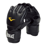 Перчатки EVERLAST Martial Arts GRAPPLIN