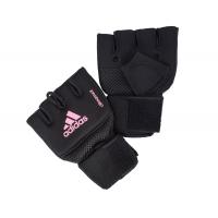 Adidas Quick wrap glove Mexican. S/M Накладки неопреновые гелиевые с бинтом 2 метра.