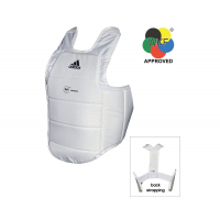 Защита корпуса для каратэ белая BoyBo