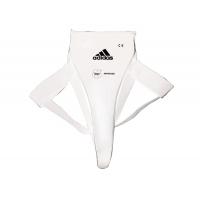 Защита женская Adida WKF Lady Groin Guard белая