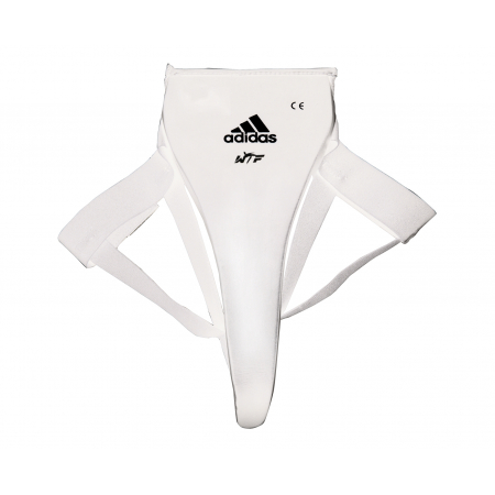 Защита паха женская Adidas WTF Woman Groin Guard белая