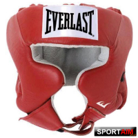 Шлем с защитой щек Everlast USA Boxing Cheek