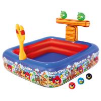Детский бассейн-игровой центр Bestway 96111 , 147х147х91см, 265 л,