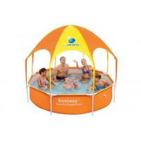 Каркасный бассейн с навесом Bestway 56432 ,244х51 см, 1688 л