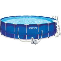 Бассейн каркасный INTEX 54952/28252