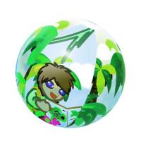 Мяч пляжный Bestway 31040 Jungle Trek 51 см