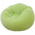 Надувное кресло Intex Beanless Bag Chair