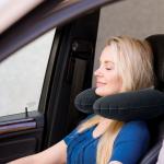 Дорожная подушка-подголовник Intex