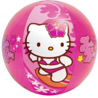 """Надувной мяч INTEX 58026 """"Hello Kitty"""" 51см"""