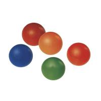 Мяч однотонный С-39ЛП (10см, цвета в ассортименте)