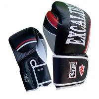Перчатки боксерские Excalibur 8001-01 Black-White Buffalo