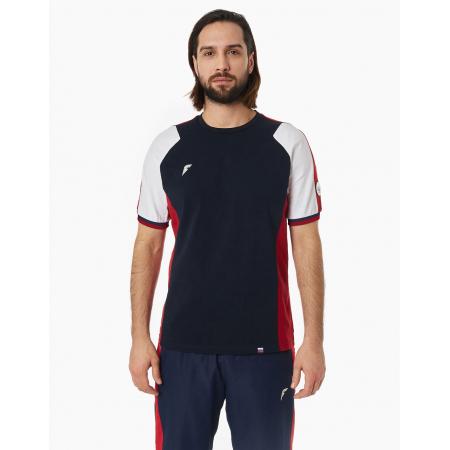Футболка FORWARD мужская (Синий/Красный)