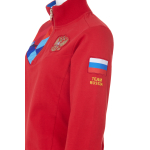 Костюм тренировочный FORWARD женский (Красный/Голубой)