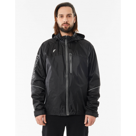 Куртка ветрозащитная FORWARD мужская (Черный)